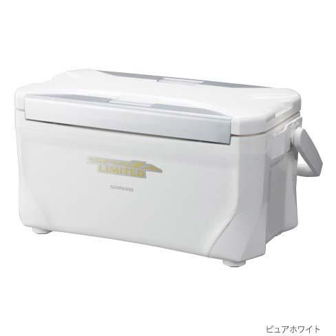 【シマノ(SHIMANO)】スペーザ リミテッド 250 HC-025M ピュアホワイト