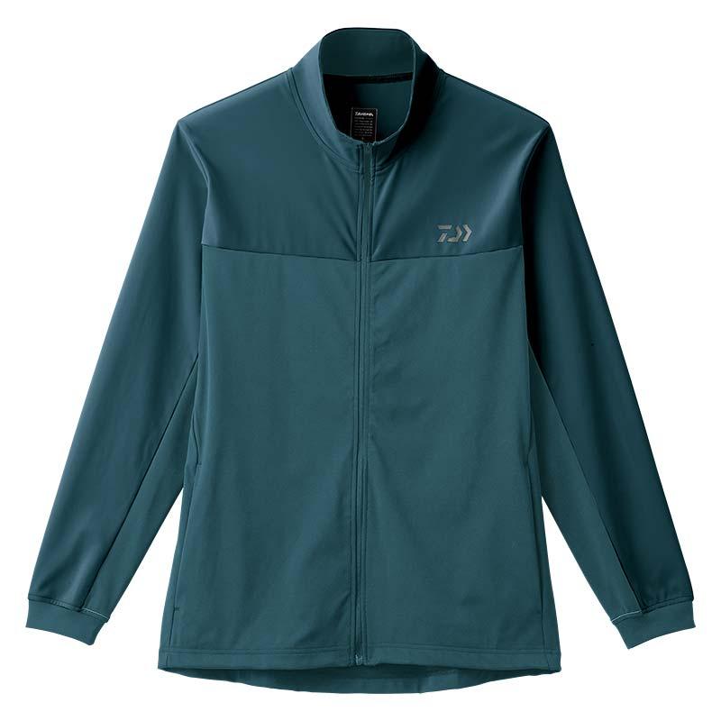 【ダイワ(Daiwa)】DE-51008 リバーブルー 2XL BUG BLOCKER+UV 防蚊フルジップシャツ