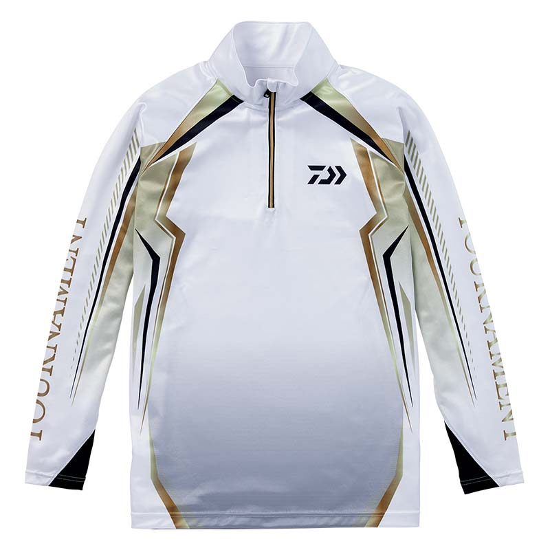 殿堂 【ダイワ(Daiwa) 2XL ホワイト】DE-77008T ホワイト トーナメント 2XL トーナメント ドライシャツ, trendyimpact:b660060c --- konecti.dominiotemporario.com