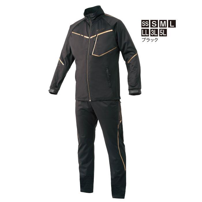 スーパーセールでお得にお買い物 がまかつ GAMAKATSU GM3589 ブラック 開店記念セール 防寒 ライトソフトシェルスーツ LL ミドラー 再再販