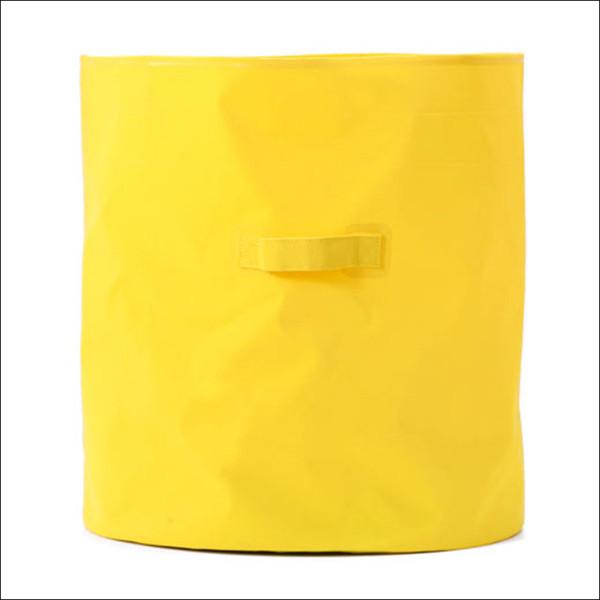 新品商品 新品 ハイタイド タープバッグ YE ランドリーバッグ 豪華な ラウンド L オンラインショッピング