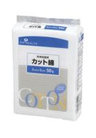 ピップ ヘルス 一般医療機器 医療脱脂綿 超美品再入荷品質至上 送料無料でお届けします 50g 5cm×5cm カット綿