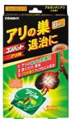 アリの巣退治に KINCHO 買物 キンチョウ アリ用 コンバット アルファ 6個入 α 毎日激安特売で 営業中です ツルハドラッグ