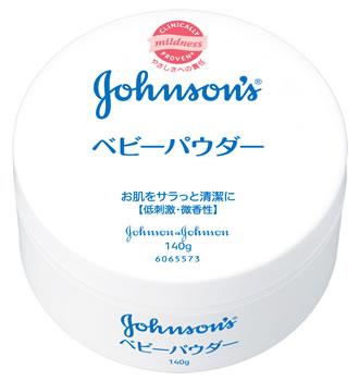 ジョンソンエンドジョンソン ジョンソン ベビーパウダー 140g 国産品 在庫処分 ツルハドラッグ jnj03bpp4