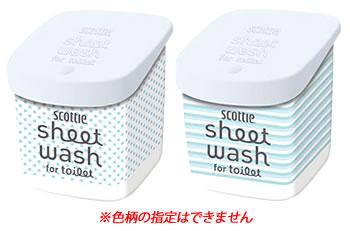 日本製紙 クレシア スコッティ シートウォッシュ for トイレット 本体 (10枚入)