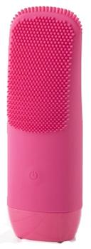 貝印 音波振動 シリコン 洗顔ブラシ KQ3225 ピンク (1個) クレンジングブラシ お風呂で使える 防水仕様