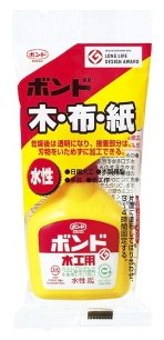 SALE開催中 コニシ Seasonal Wrap入荷 ボンド 木工用 ハンディパック 接着剤 水性 50g #10124