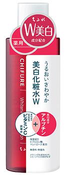 ちふれ化粧品 美白化粧水 W バーゲンセール 本体 医薬部外品 180mL CHIFURE OUTLET SALE