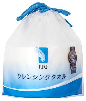ついに入荷 ITO クレンジングタオル 1個 ロールタイプ 往復送料無料 使い捨てタオル
