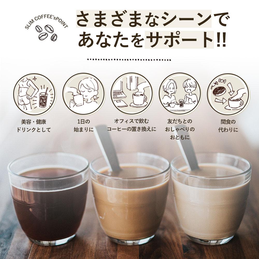 コーヒー スリム