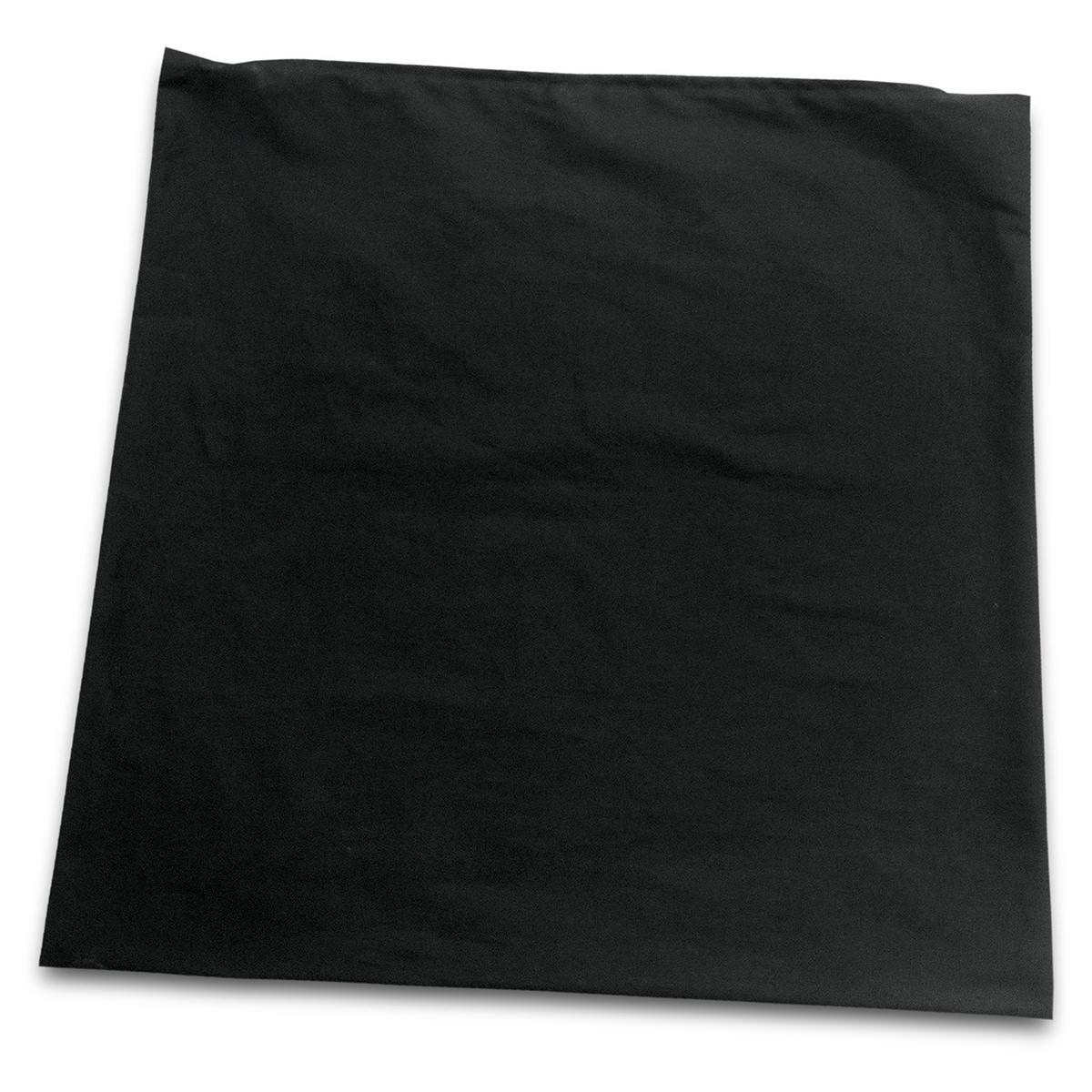 海外輸入 2枚までメール便220円 座布団カバー 緞子判サイズ 約63×68cm ケーオックス ブラック 黒 綿100% まる洗いOK ファスナー開閉式 無地 全品最安値に挑戦 日本製 ウォッシャブル シンプル 座ぶとんカバー