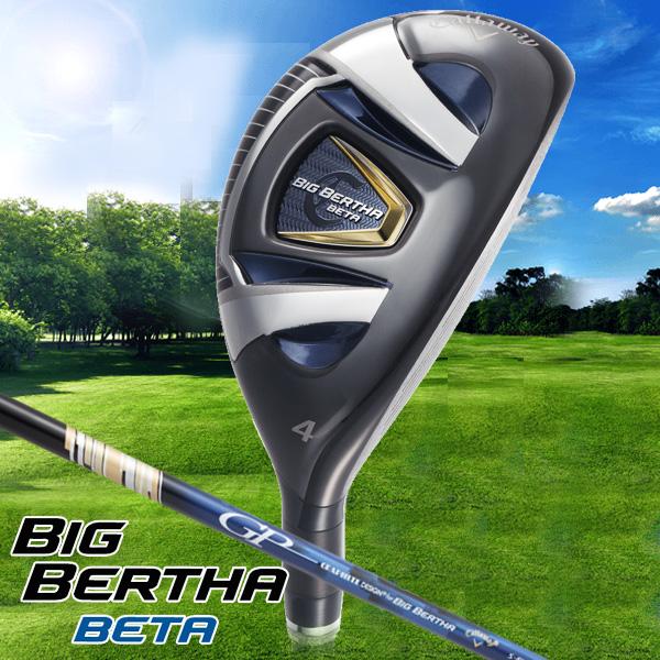 《あす楽》キャロウェイ 2016 ビッグバーサ ベータ GP for BIG BERTHA カーボン ユーティリティ