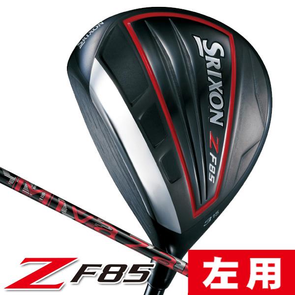 《あす楽》【レフティ/左利き用】スリクソン ZF85 Miyazaki Mahana フェアウェイウッド