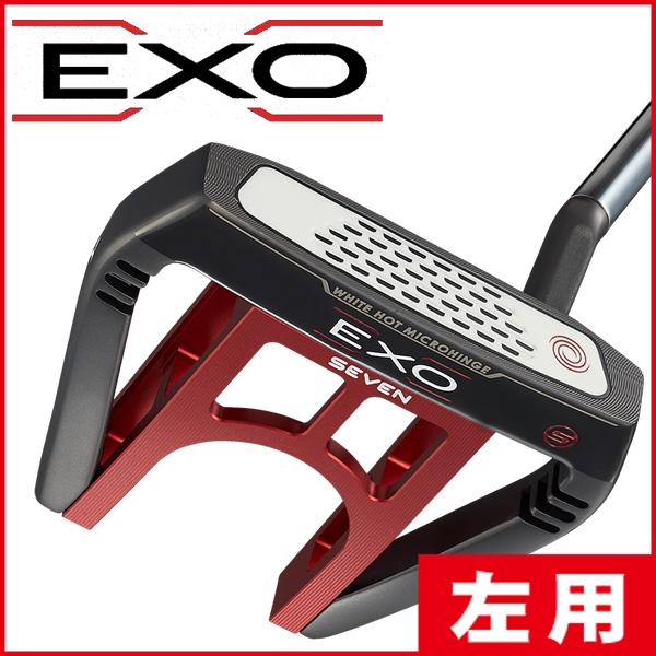 《あす楽》【レフティ/左利き用】オデッセイ EXO(エクソー) SEVEN S パター
