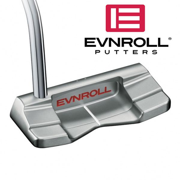 《あす楽》イーブンロール ER3 ウイングブレード パター (ノンテーパーグリップ装着モデル)