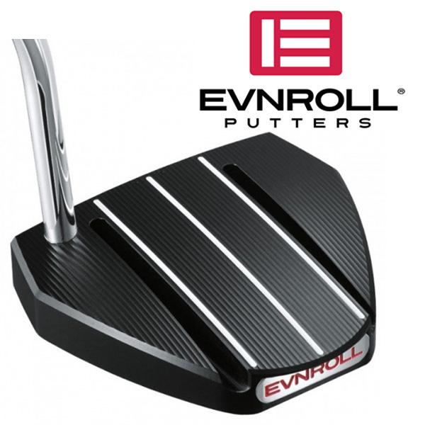 《あす楽》イーブンロール ER6 アイロール ブラック パター (ノンテーパーグリップ装着モデル)