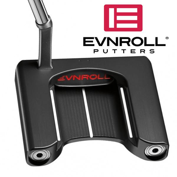 《あす楽》イーブンロール ER9.2 フルマレット パター (ノンテーパーグリップ装着モデル)