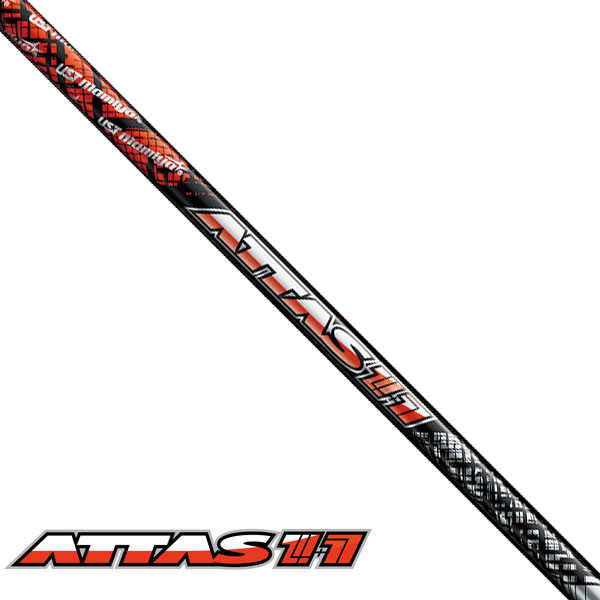 《クラブリシャフト》USTマミヤ ATTAS11 (アッタス ジャック) シリーズ