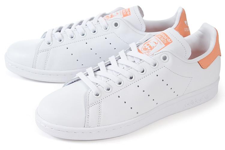adidas(アディダス) STAN SMITH W(スタンスミス ウィメンズ) EF6884 ホワイト/チョークコーラル