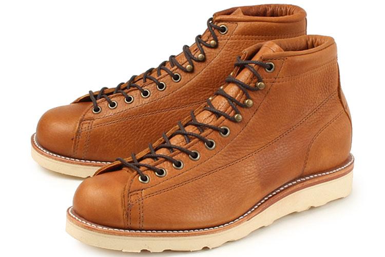 CHIPPEWA(チペワ) 5inch Bridgemen Boots(5インチ ブリッジマン ブーツ) CP1901M35 コッパーカプリス