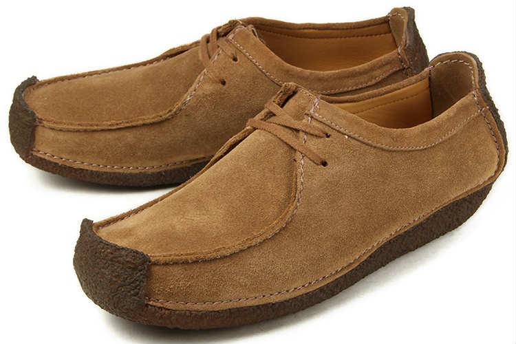 【エントリーでポイント10倍】大きいサイズ 靴 Clarks (クラークス) Natalie 110798 OAKWOOD オークウッド ビッグサイズ