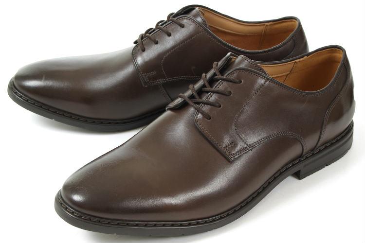 大きいサイズ 靴【28cm 28.5cm】Clarks(クラークス) BANBURY LACE(バンブリーレース) 900E EB ダークブラウン ビッグサイズ