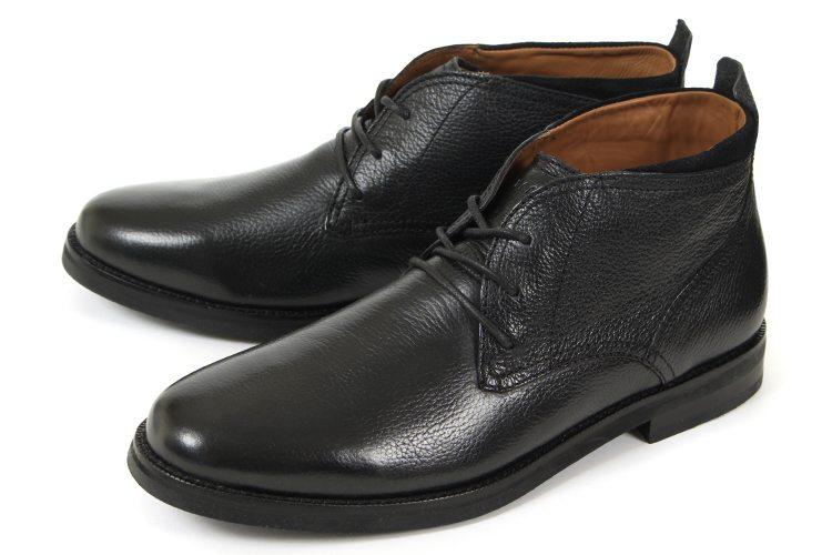 【エントリーでポイント10倍】大きいサイズ 靴【28cm~31cm】ColeHaan(コールハーン) OGDEN STITCH CHUKKA II(オグデン ステッチ チャッカ 2) C24524 ブラック ビッグサイズ