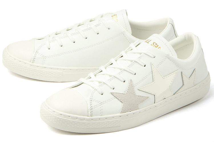 converse(コンバース) ALL STAR COUPE TRIOSTAR OX(オールスター クップ トリオスター オックス) 31301730 ホワイト