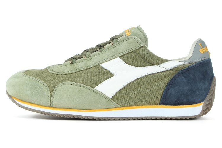 immagini dettagliate vendita a basso prezzo autentico tsuruyaism: Diadora heritage (Deer gong heritage) EQUIPE STONE ...