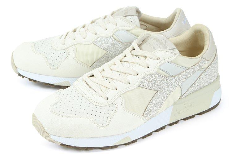 【セール】 Diadora heritage(ディアドラ ヘリテージ) TRIDENT 90 ITA WHITE PACK(トライデント 90 イタリア ホワイトパック) 171905 20009 ホワイト