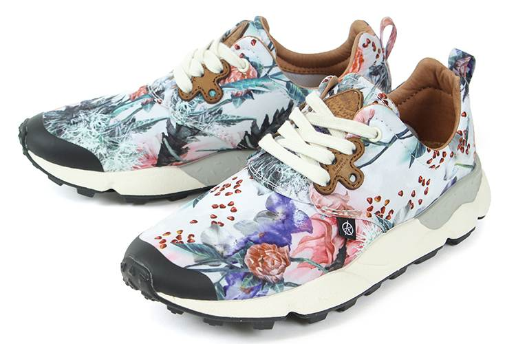 Flower MOUNTAIN × KOKI TANIGUCHI(フラワーマウンテン × コウキタニグチ) PAMPAS(パンパス) FM03160 ホワイト