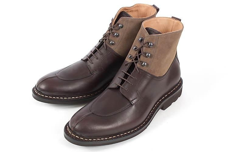 大きいサイズ 靴 Heschung (エッシュン) GINKGO DBR/C ダークブラウン/C ビッグサイズ