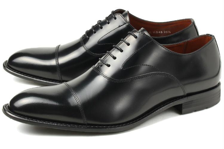 Kenford(ケンフォード) メンズ 靴 ビジネスシューズ KB48 AJ ブラック