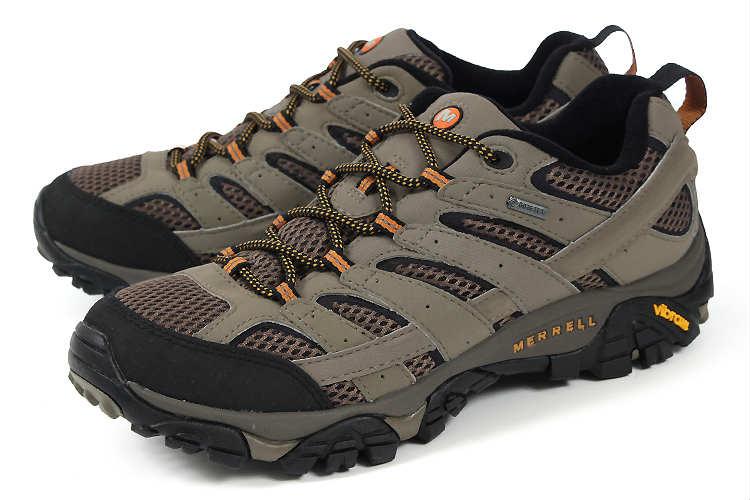 大きいサイズ 靴【29cm 30cm】MERRELL(メレル) MOAB 2 GORE-TEX(モアブ 2 ゴアテックス) J06035 ウォルナット ビッグサイズ