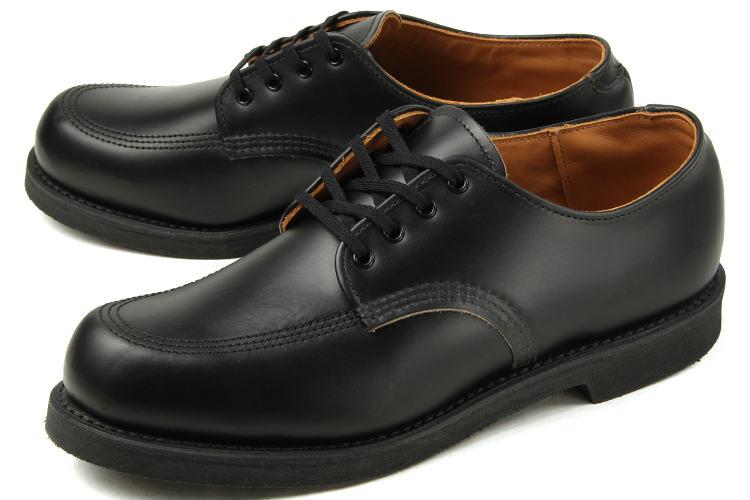 大きいサイズ 靴 【28.5cm 29cm】 Red Wing(レッドウィング) GARAGEMAN(ガレージマン) 9201 ブラック ビッグサイズ