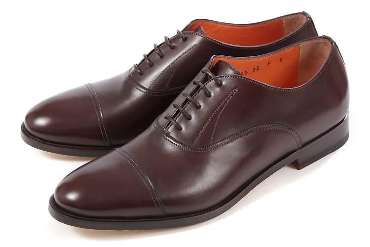 大きいサイズ 靴 Santoni (サントーニ) MCOS10359 Brown ブラウン ビッグサイズ