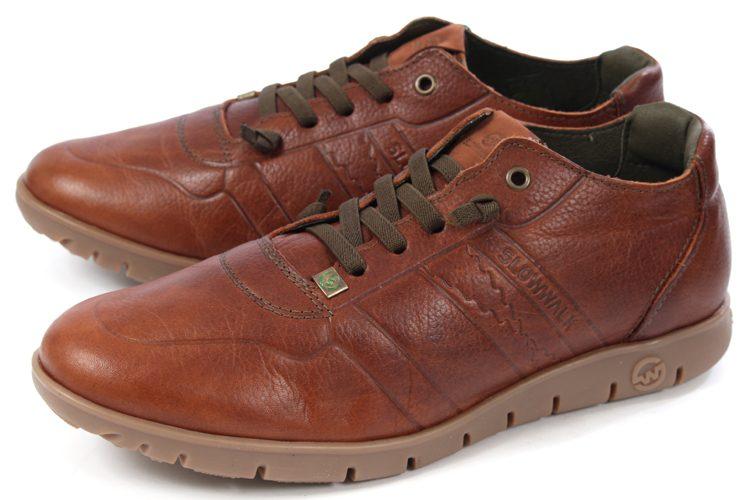 大きいサイズ 靴【28cm 29cm】SLOWWALK(スローウォーク) MORVI 10404L ブラウン ビッグサイズ