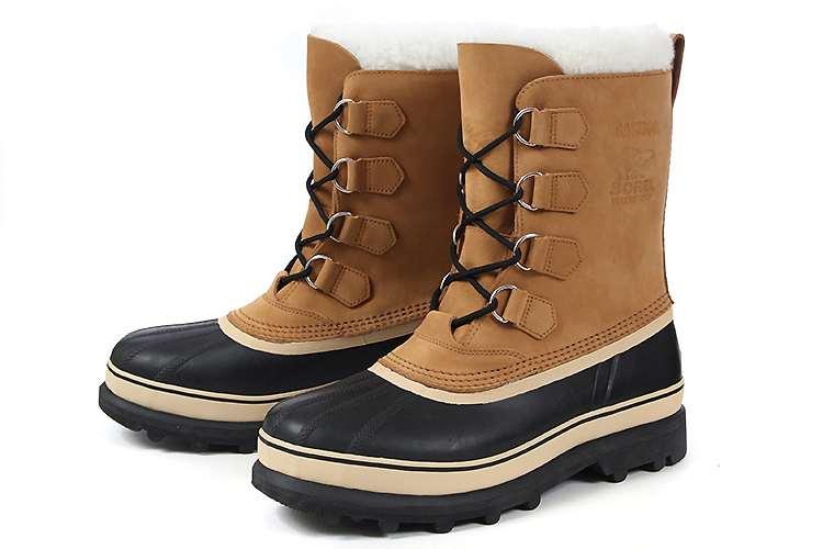 大きいサイズ 靴【29cm 30cm】SOREL(ソレル) CARIBOU(カリブー) NM1000 281 バフ ビッグサイズ