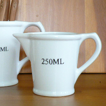 DULTON 陶器メジャーリングカップ 250ml ダルトン 宅送 電子レンジ 爆買い送料無料 オーブン使用可 ディッシュウオッシャー