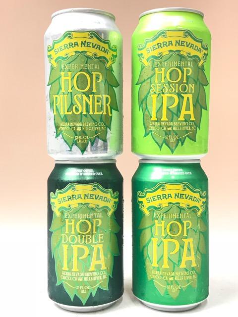 シエラネバダ 4-Way IPA 4種×3本 【クール便限定・アメリカビール】