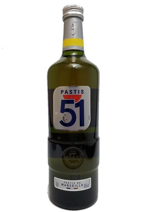 並行輸入品 OUTLET SALE パスティス51 45度 リキュール 700ml フランス 新作からSALEアイテム等お得な商品 満載