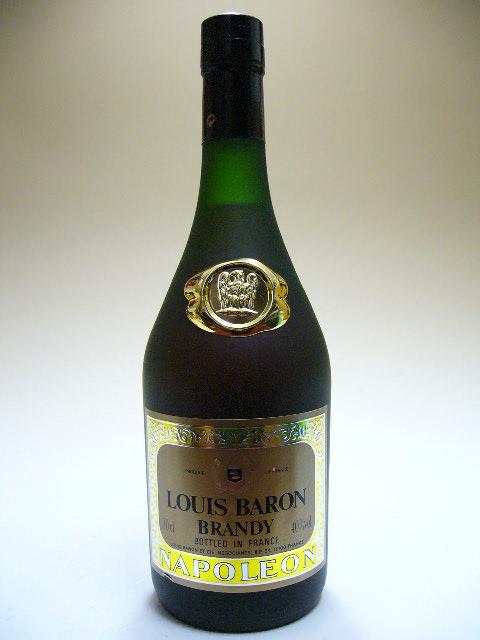 路易Baron拿破侖40度700ml正規的進口商品
