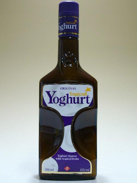 berentsuen·热带·酸奶力娇酒15度500ml正规的进口商品