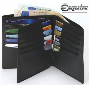 ドイツ・エクスワイヤー社 大容量カード収納ポケット財布