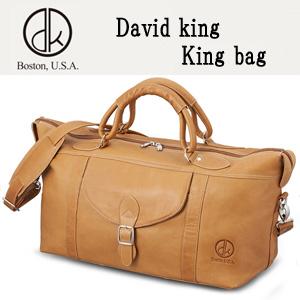 デビッド・キング社/David King キングボストンバッグ