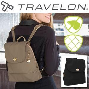 トラベロン社 セーフティー・テーラードリュック 43195 海外旅行対応 デイバッグ バックパック