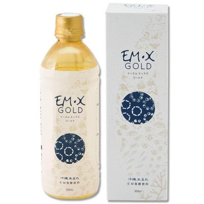 送料無料でお届けします EMの発酵の力から生まれた 微生物が主役の発酵飲料です emxゴールド EM-X ゴールド イーエム エックス 《送料無料》EM 割引 500ml タイムセール EM生活 X GOLD EMX EMX-GOLD