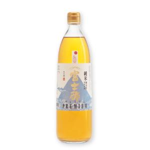 飯尾醸造 富士酢プレミアム 900ml 【お酢 純米酢 ビネガー 国産 無添加】《あす楽》