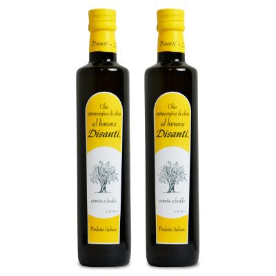 送料無料でお届けします イタリア フェッミネッロ レモン フレーバー ガルガノ スローフード Di Santi Disanti オリーブ オリベート 《送料無料》イル ピッコロ × 500ml タイムセール セットアップ レモンオリーブオイル 2本 オイル オリーブ油 ディサンティ