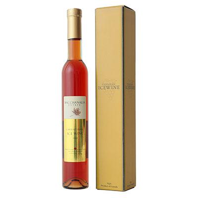 送料無料でお届けします アイスワイン フルーティー オンタリオ セール特別価格 ナイアガラ 赤 果実酒 カナダ デザート ギフト バカナリア ワイン お中元 化粧箱入り 甘口 375ml VQAワイン 《送料無料》VQA カベルネフラン